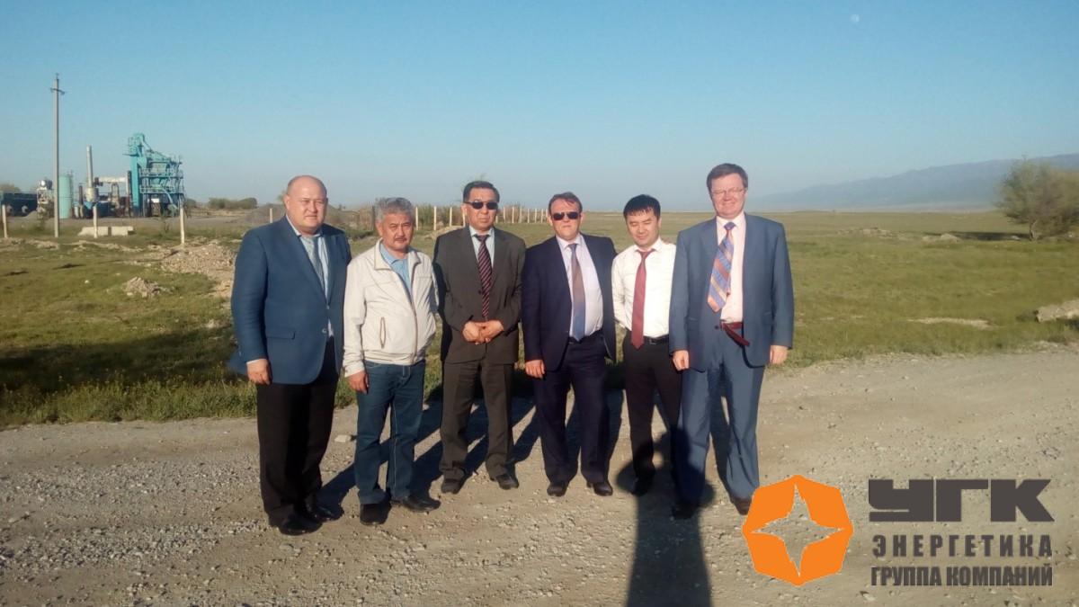 Совещание по вопросу сооружения мини-ТЭЦ