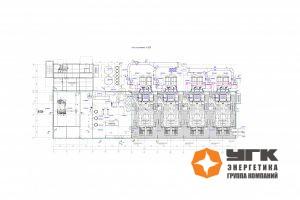 Готовый проект Мини-ТЭЦ на древесных отходах (на твердом топливе)